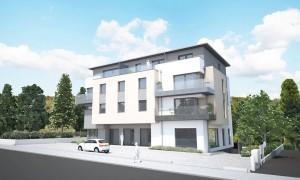 Residentiel et commercial - Strassen